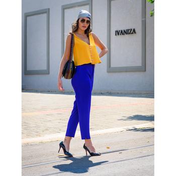 Blusa Papoula - Renata Campos